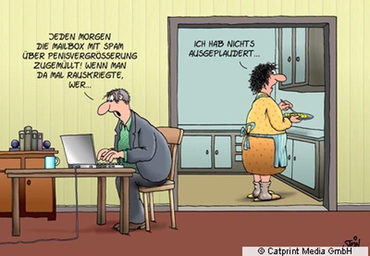 Uli Stein Quelle Catprint Media Lustige Cartoons Comics Lustig Comics Und Cartoons