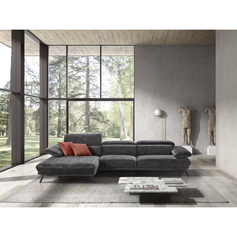 Canape Moderne Eva Le Geant Du Meuble En 2020 Canape Moderne Moderne Canape