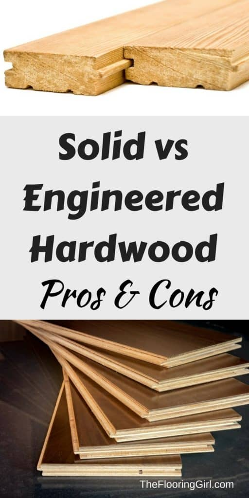Solid vs Engineered hardwood - which is better?