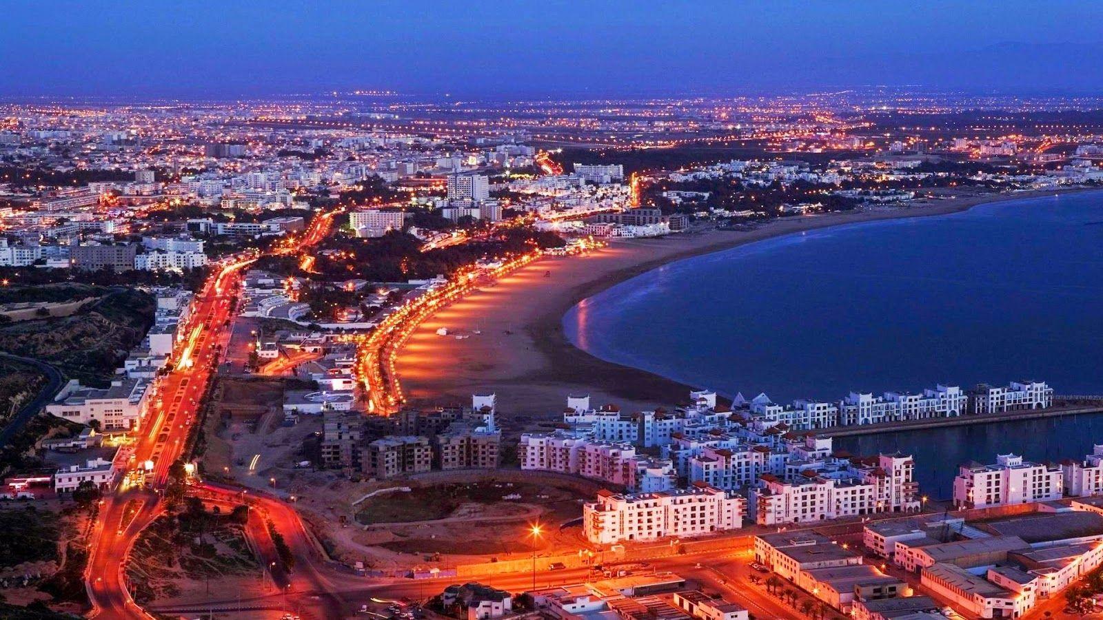 Agadir visit (1/2 day)