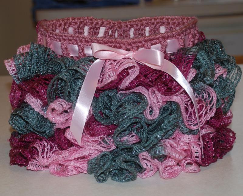 Sashay Ruffle Child Skirt « The Yarn Box The Yarn Box | Crochet ...