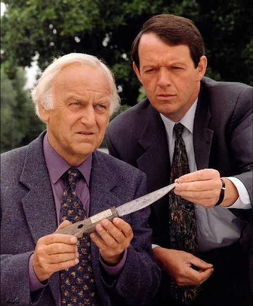 Pin On Inspector Morse