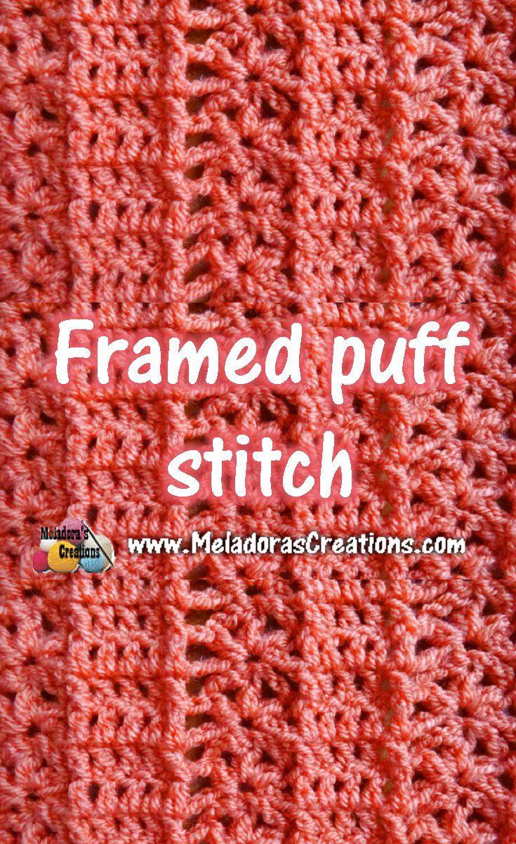 Pin von Helen Arnold auf IN STITCHES - Various stitches in Crochet ...