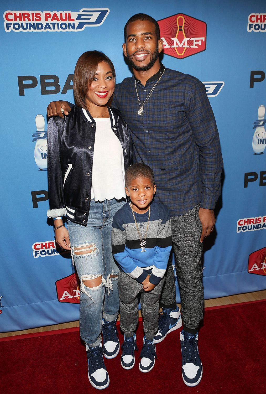The Hottest Celebs Out About Chris Paul Celebrity Dads Kevin Durant Wife