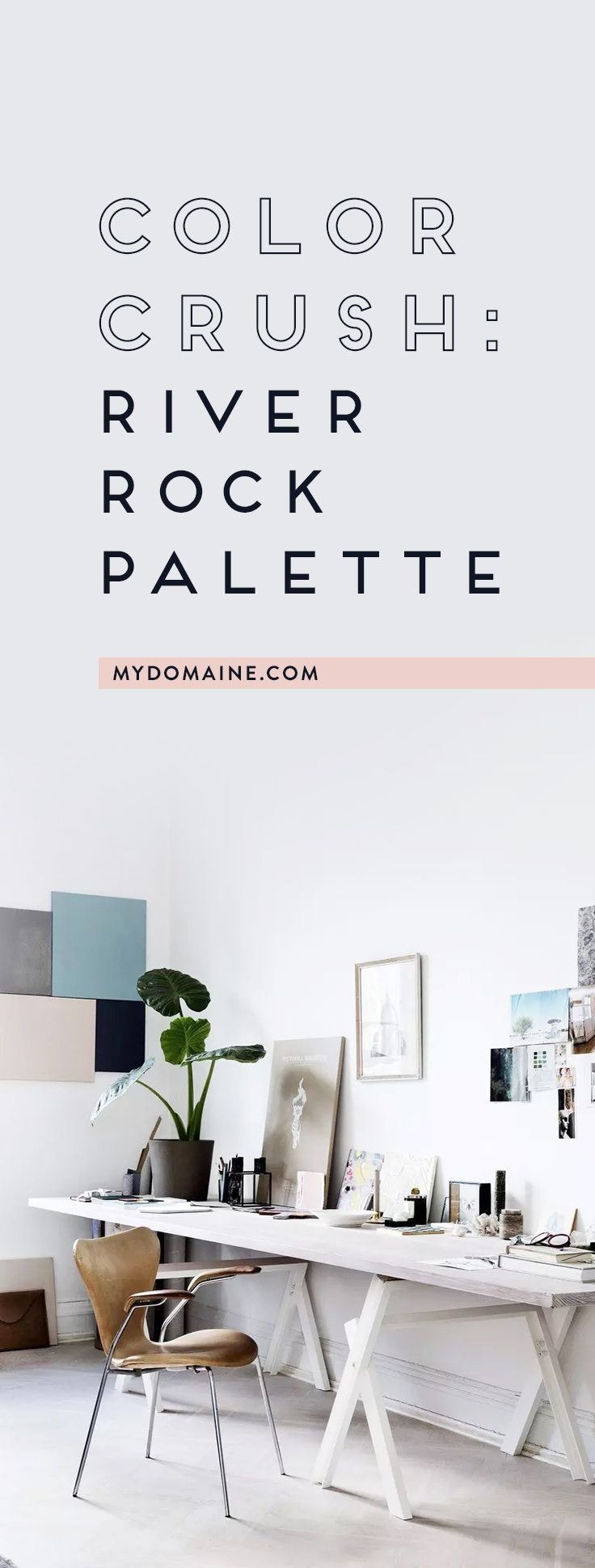 This new décor color palette is a must-apply to all your interiors