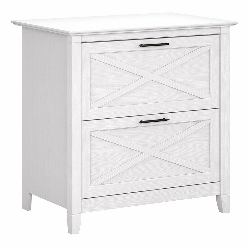 Beachcrest Home Cyra 2 Drawer Lateral Filing Cabinet Reviews Wayfair In 2020 Filing Cabinet Bush Furniture Lateral File Cabinet