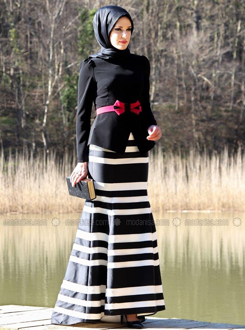 Aurora Long Skirt Warna Abu Referensi Daftar Harga Terbaru My Size Pants Pencil Abuaz492 Muda 3l Striped Mermaid Black Mustafa Dikmen