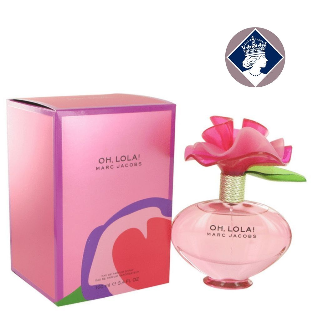 Marc Jacobs Oh Lola! 100ml Eau De Parfum Spray EDP Perfume