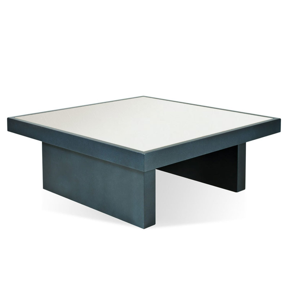 Darryl Coffee Table With Inset Top Bradley Usa 36 X 36 Tons Of