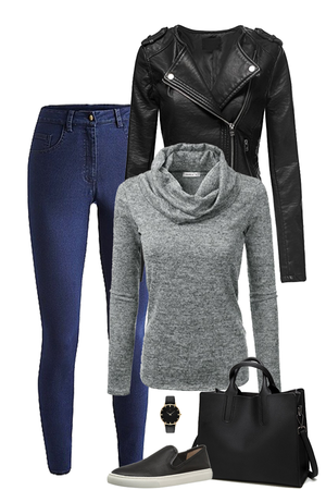 Visit outfitsforlife.com for where to find each item shown at a steal and for even more outfit inspo! #outfitoftheday #ootd #fashion #casualstyle #outfits