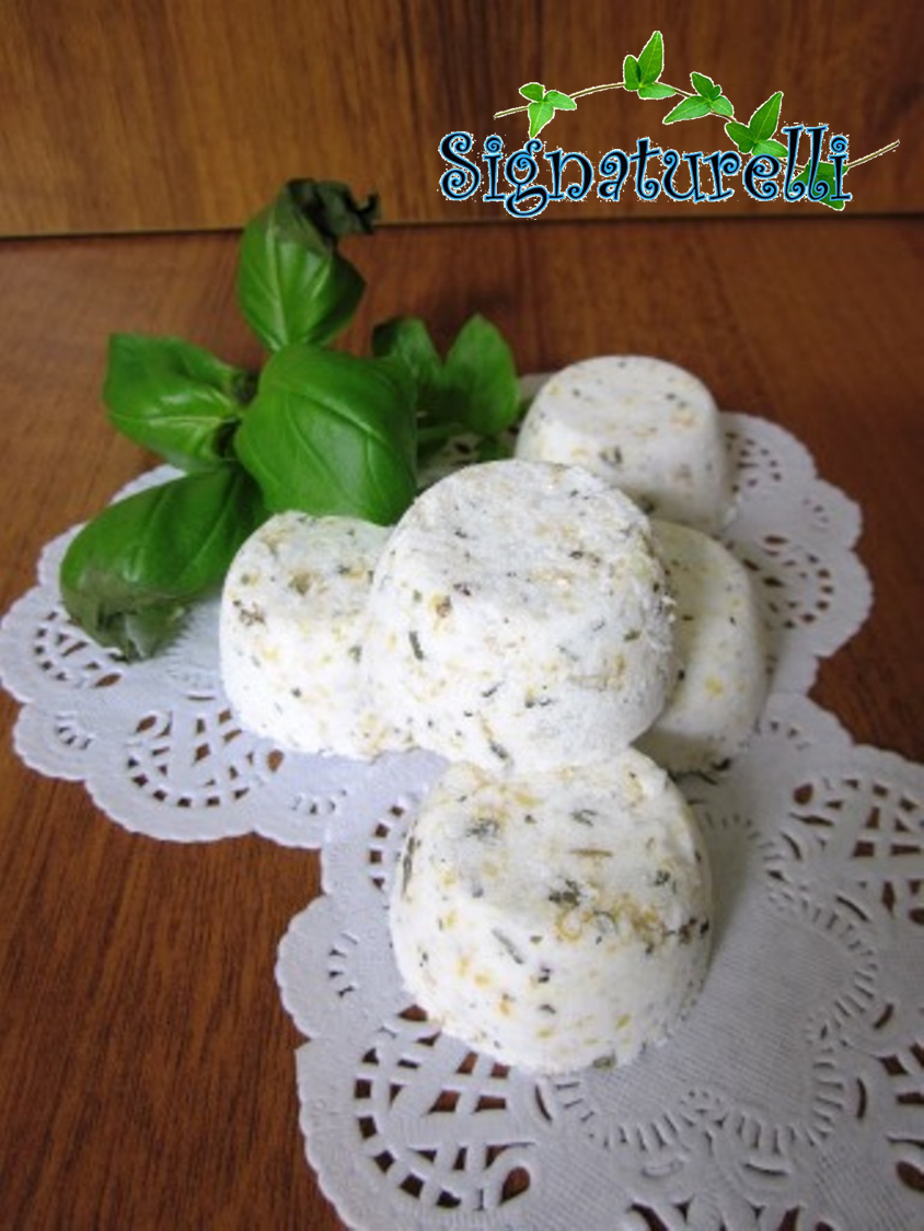 Herbal foot bath bombs recipe