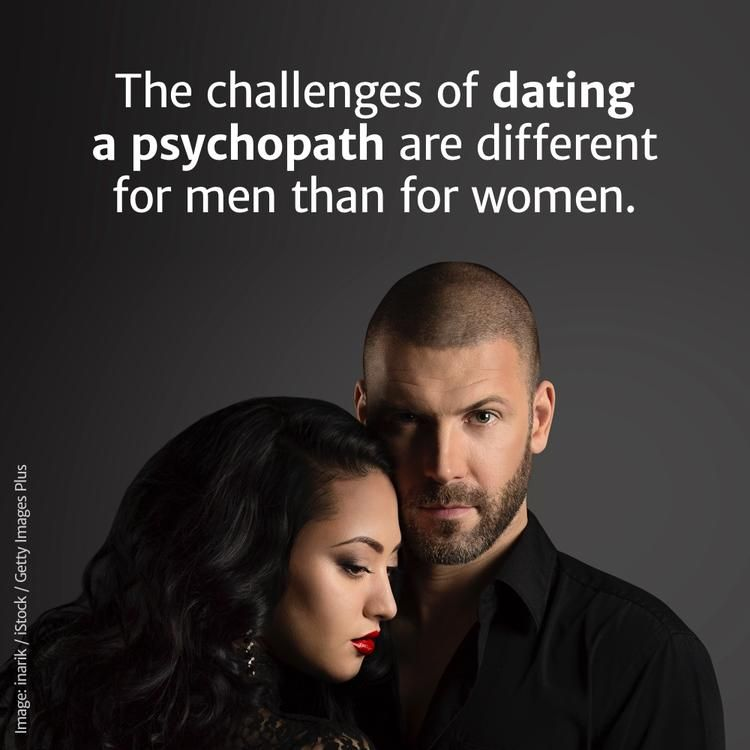 how to know youre dating a psychopath