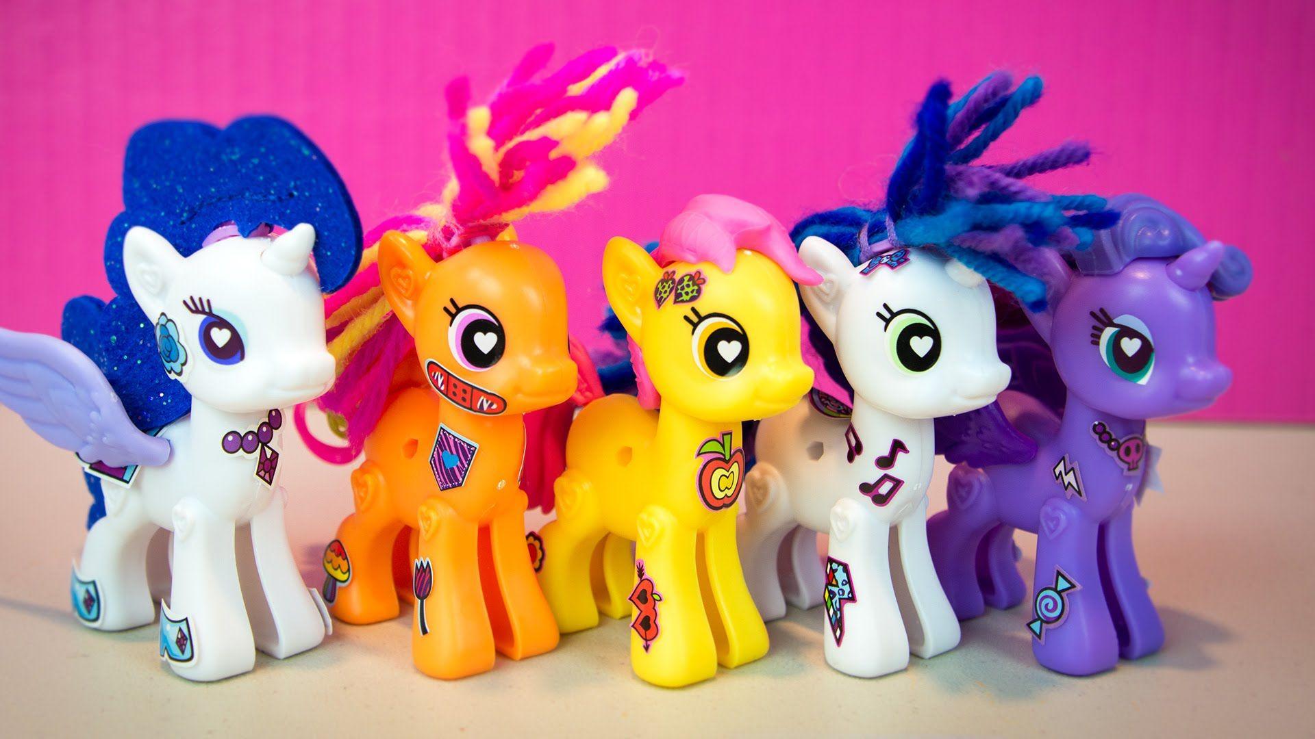Cutie Crusaders My Little Pony Playset
