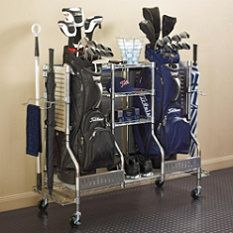 Best Double Golf Bag Organizer Golfbag Storage Http