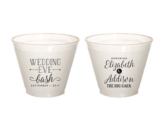 Wedding Wine Cups State to State Cups 9oz Frosted Wine Cups Custom Printed Cups Anniversary Cups Plastic Wine Cups 1850 Frosted Cup