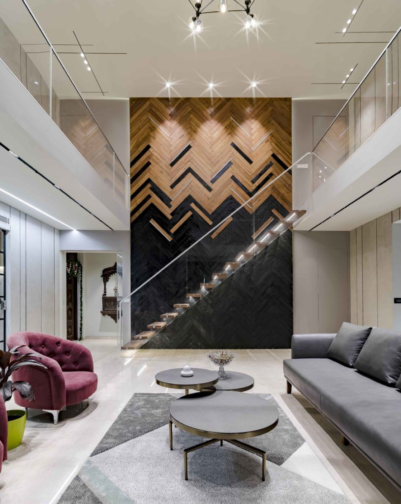 Pin By Mumu Huang On Staircase Living Room Design Modern House Interior Interior Design Living Room