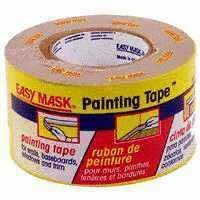 Trimaco 706060 Easy Mask Kleen Edge Single Painting Tape 180 Length X 2 Width 2015 Amazon Top Rated Painters Tape Tape Painting Painters Tape Mask Painting