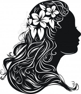 Beautiful woman Stock ...