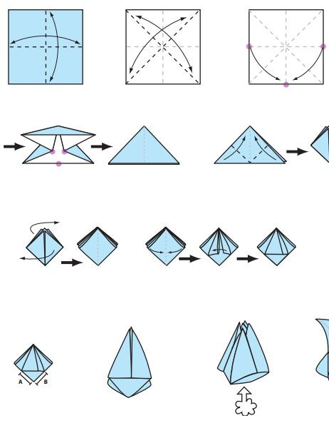 origami balloon instructions pdf