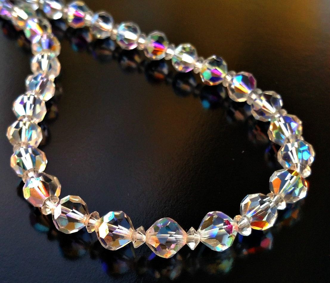 12mm 10PCS Rondelle Faceted Glass Crystal Stripe Design Lampwork Beads Jewelry