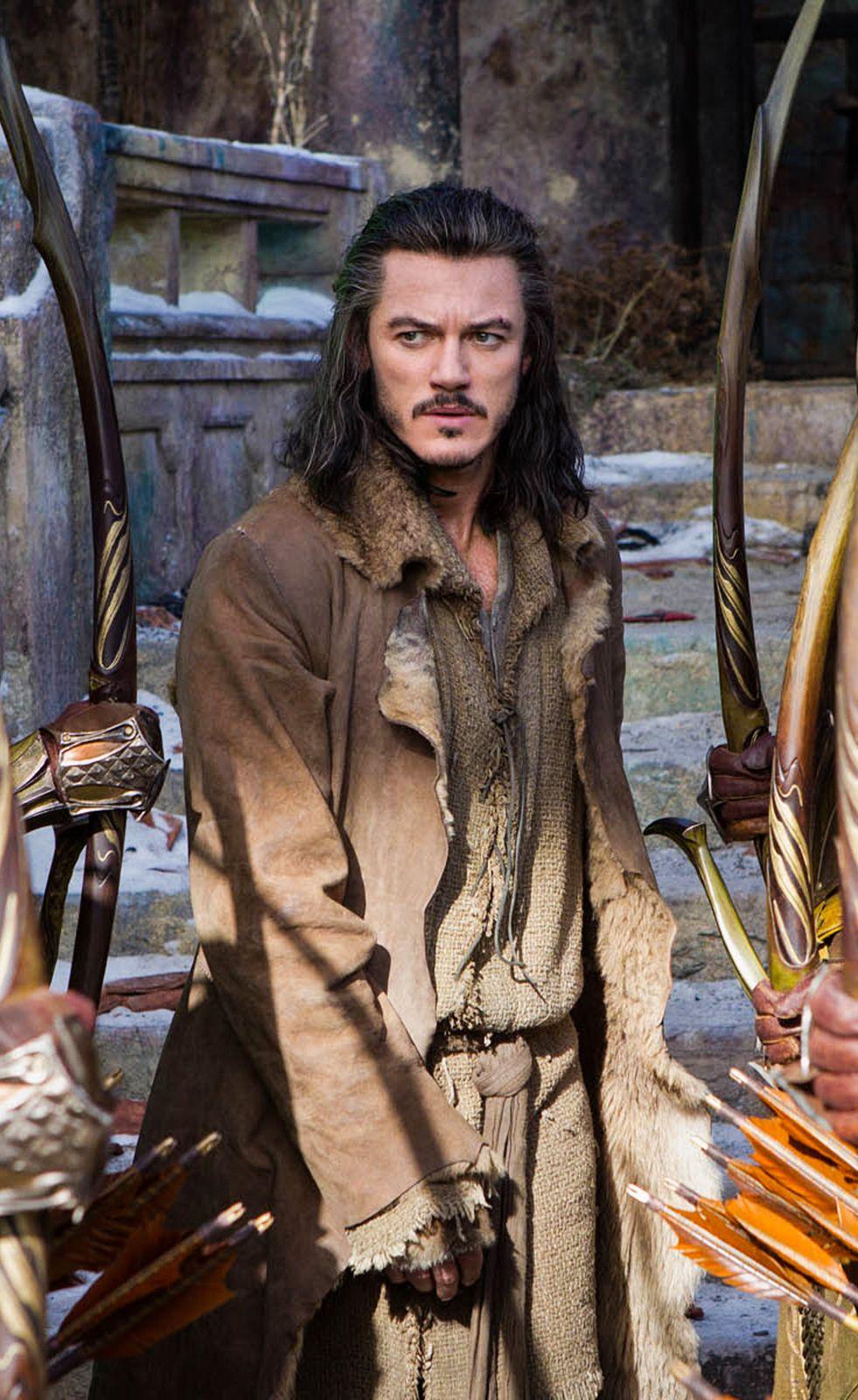 Luke Evans in The Hobbit | Luke evans, The hobbit, The ...