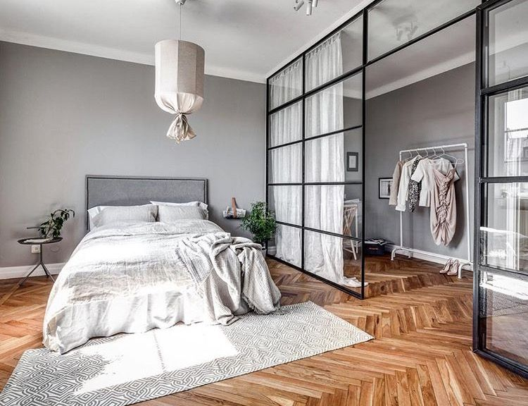 Slaapkamer Interieur Grijs : Pin van bernd beurskens op interior slaapkamer