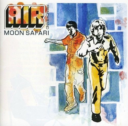 Details About Air Moon Safari New Cd Products Moon