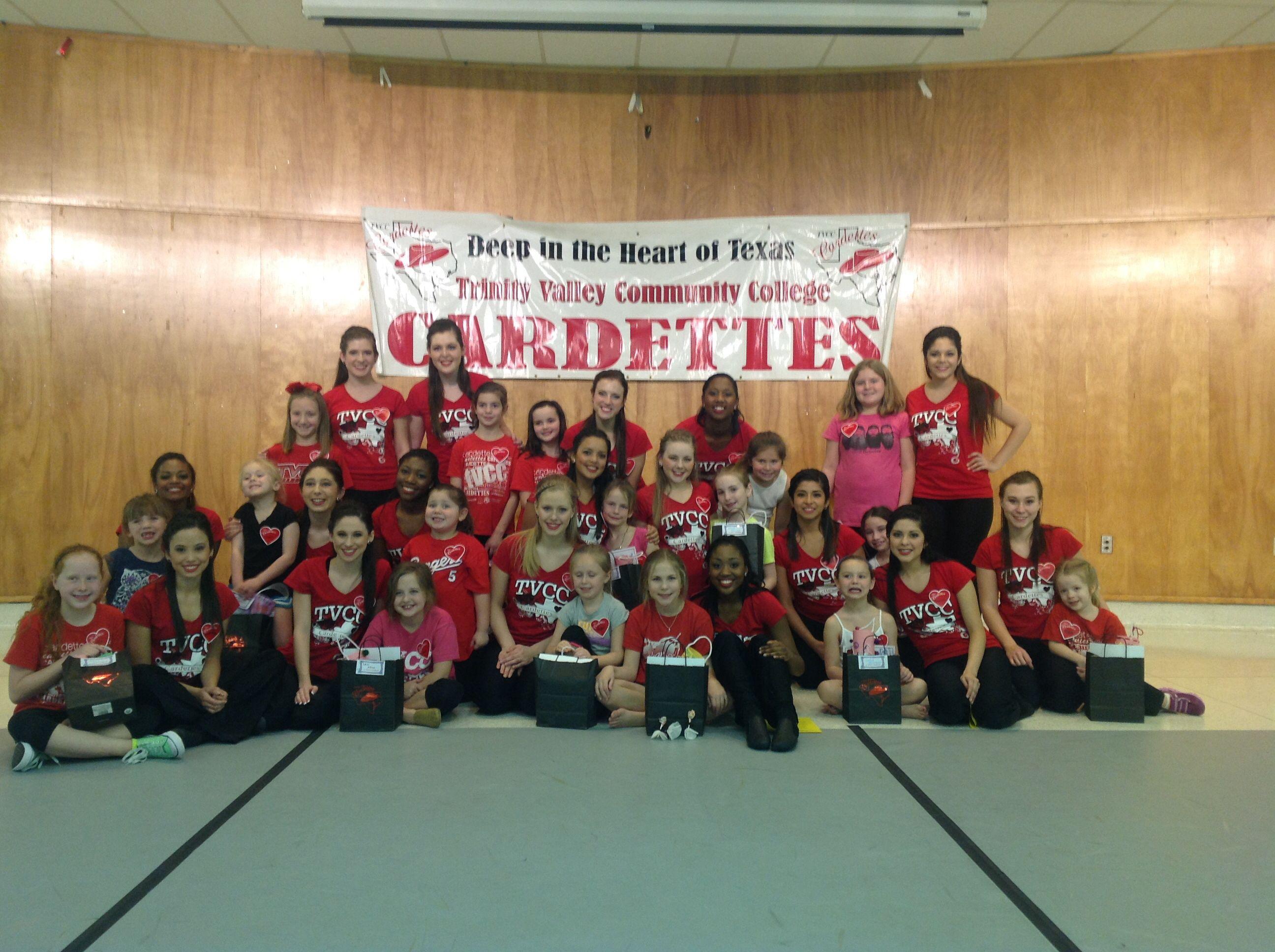 2014 Tvcc Cardette Kids Clinic In The Heart Kids Pride