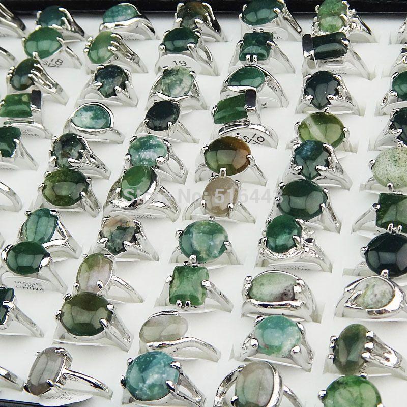 Guaranteed 10pcs 100% Natural Green Stones Tourmaline Stones Mix ...