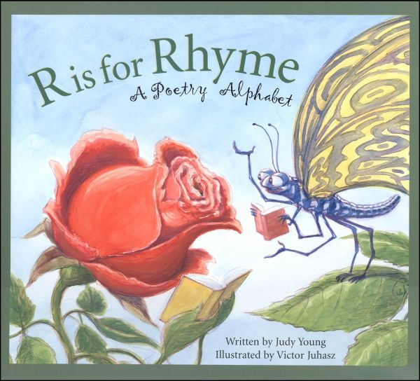 R is for Rhyme: A Poetry Alphabet | Main photo (Cover)