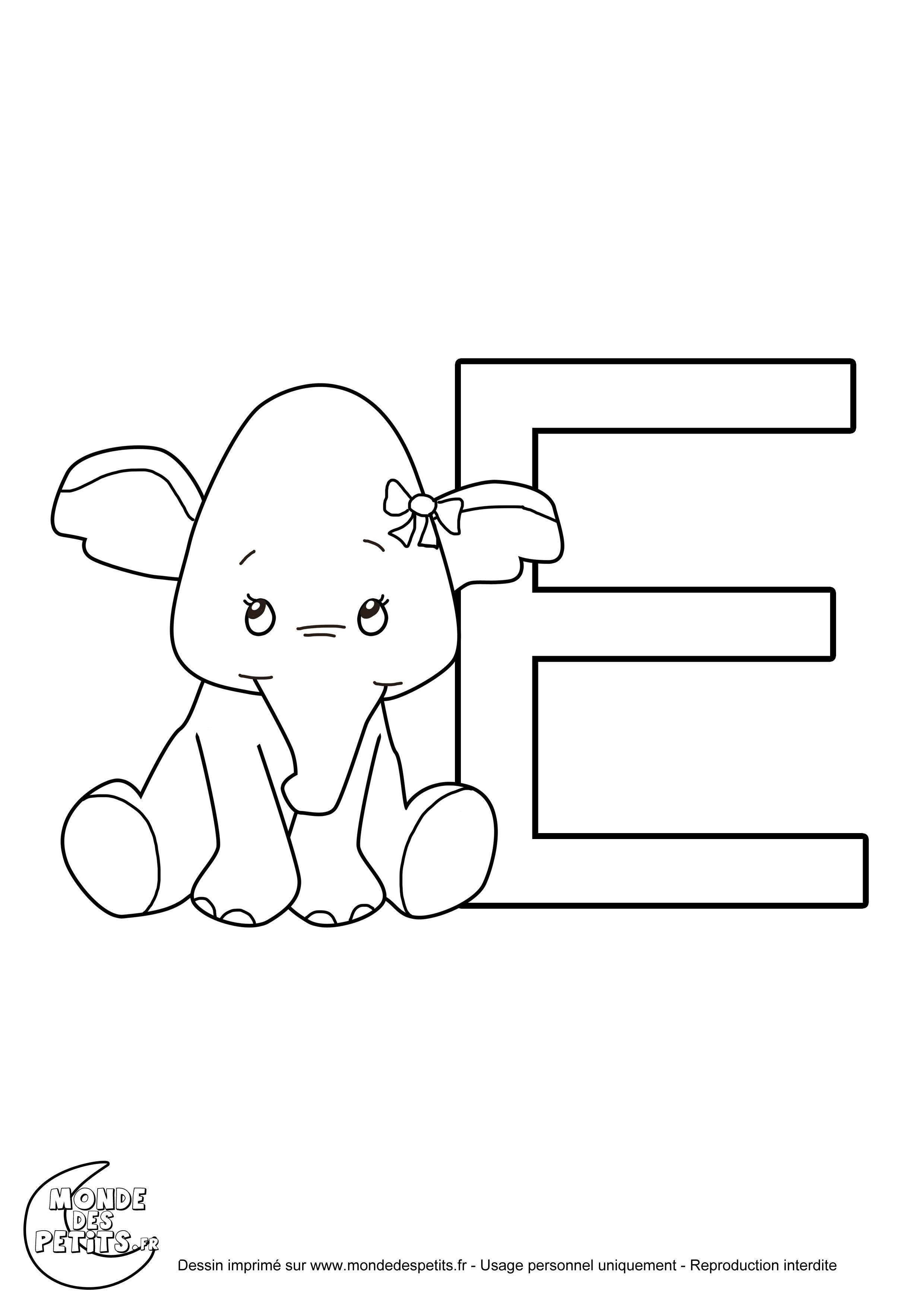 R sultat de recherche d 39 images pour imprimer grandes lettres n colorier monde des petits - Grande lettre alphabet a imprimer ...