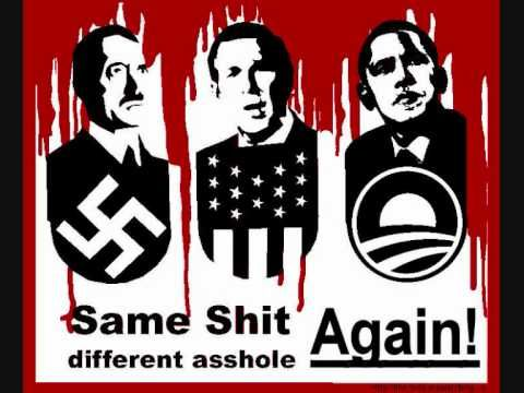 different shit obama asshole same Barack