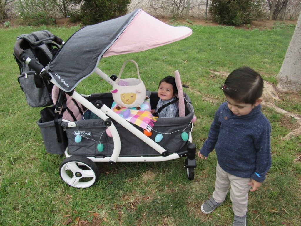 Happy Easter! Pronto Stroller Stroller, Double strollers