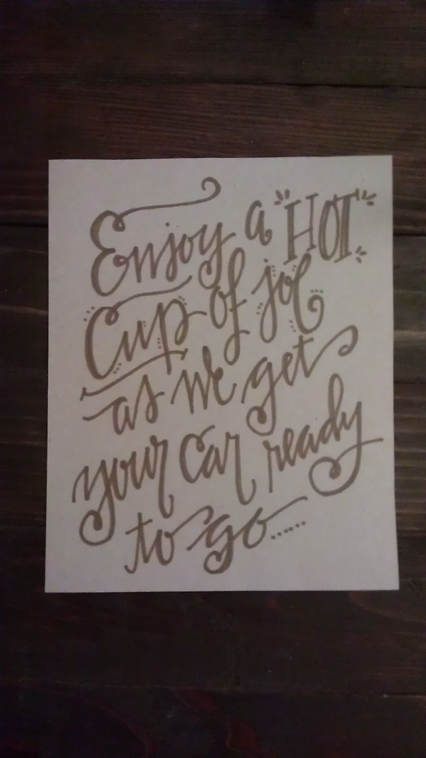 Custom Quote Prints Custom Quote  Calligraphy Prints  Random Notes Quotes And Such