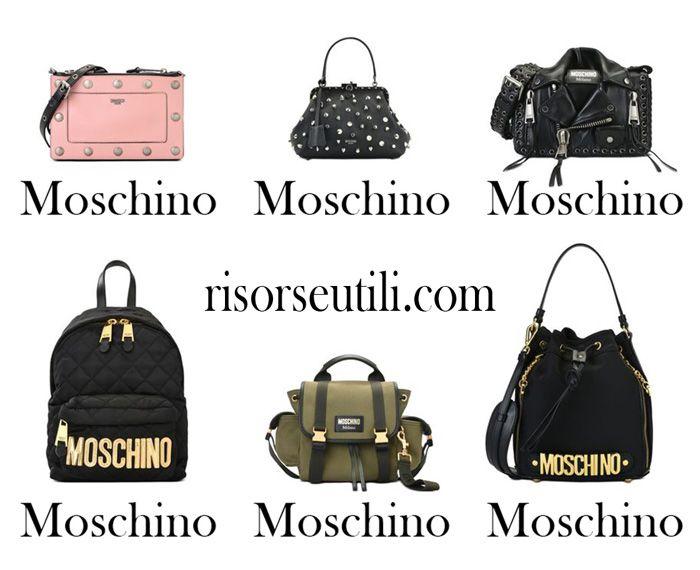 518e980f6f7f Handbags Moschino fall winter 2017 2018 women bags