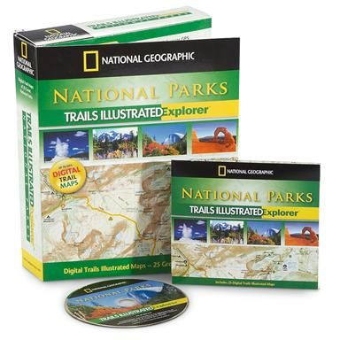 Plan your visit to our National Parks.