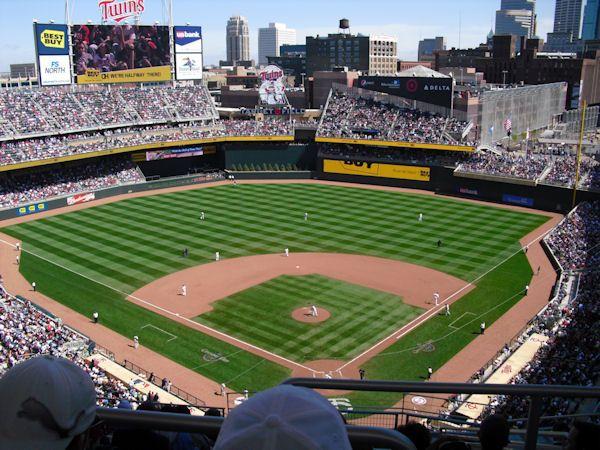 Target Field Target Field Baseball Park Field