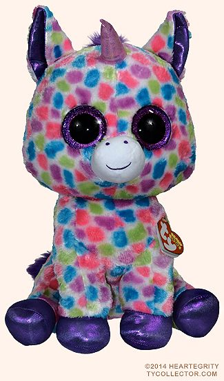 175475fbbfd Wishful (large) - unicorn - Ty Beanie Boos