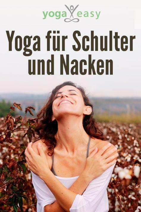 Yoga für Schultern und Nacken – mit Übungen #cardioyoga
