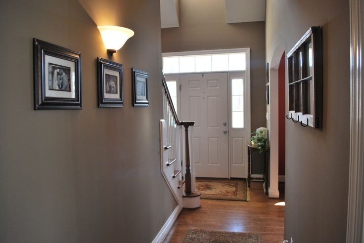 Paint color ideas for hallway google search paint for Best colour for hall