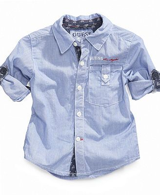 GUESS Baby Shirt cfe86cd499eb