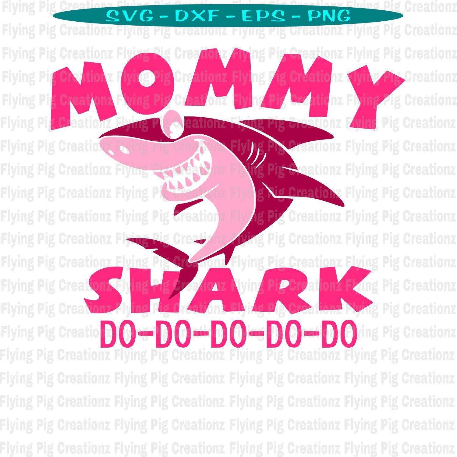 Excited to share this item from my etsy shop Mommy Shark