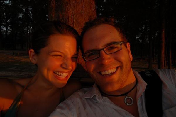 Hallie Gnatovich Josh Gates Wedding 3