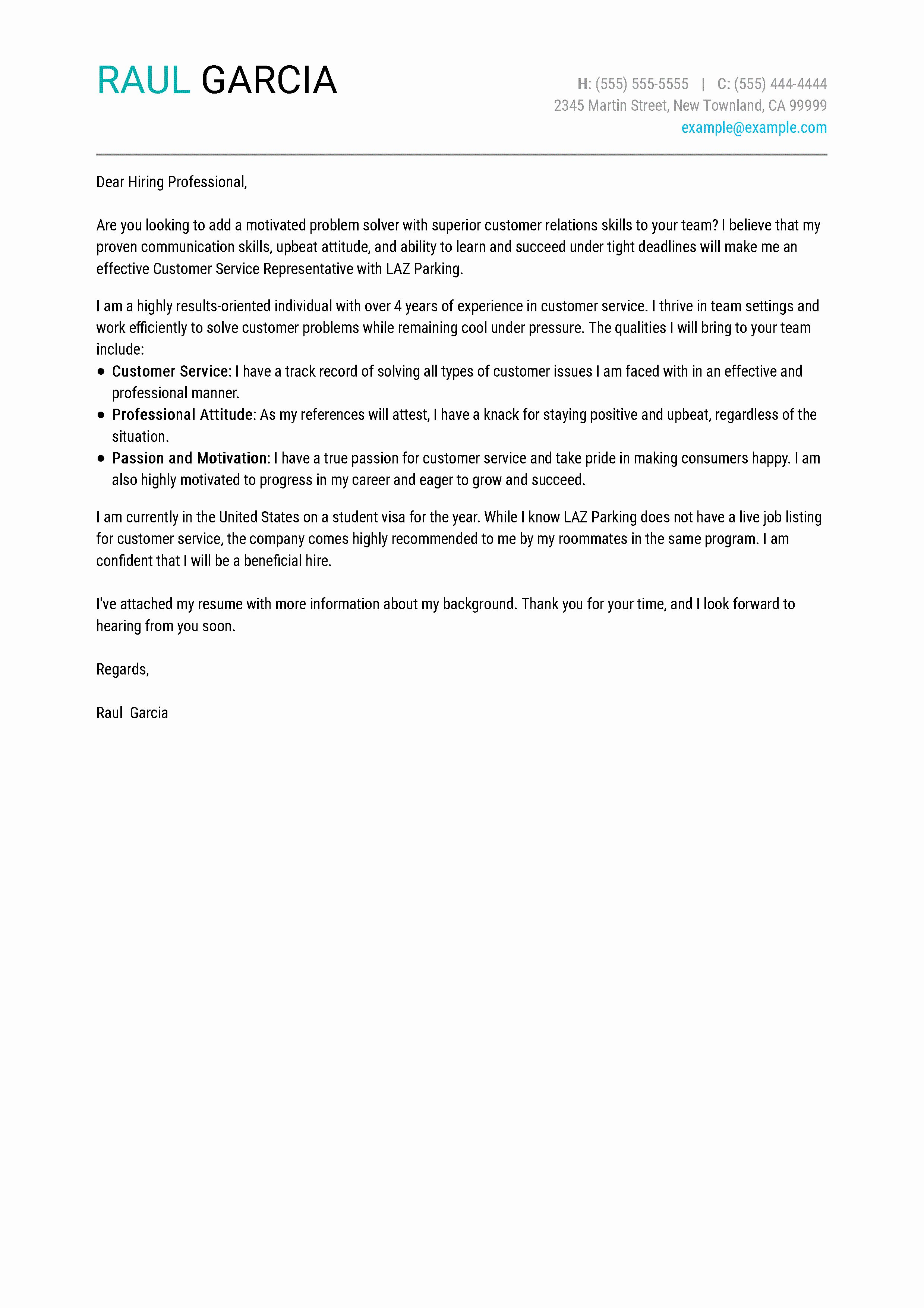How To Make A Cover Letter With No Experience Top Taken Popular