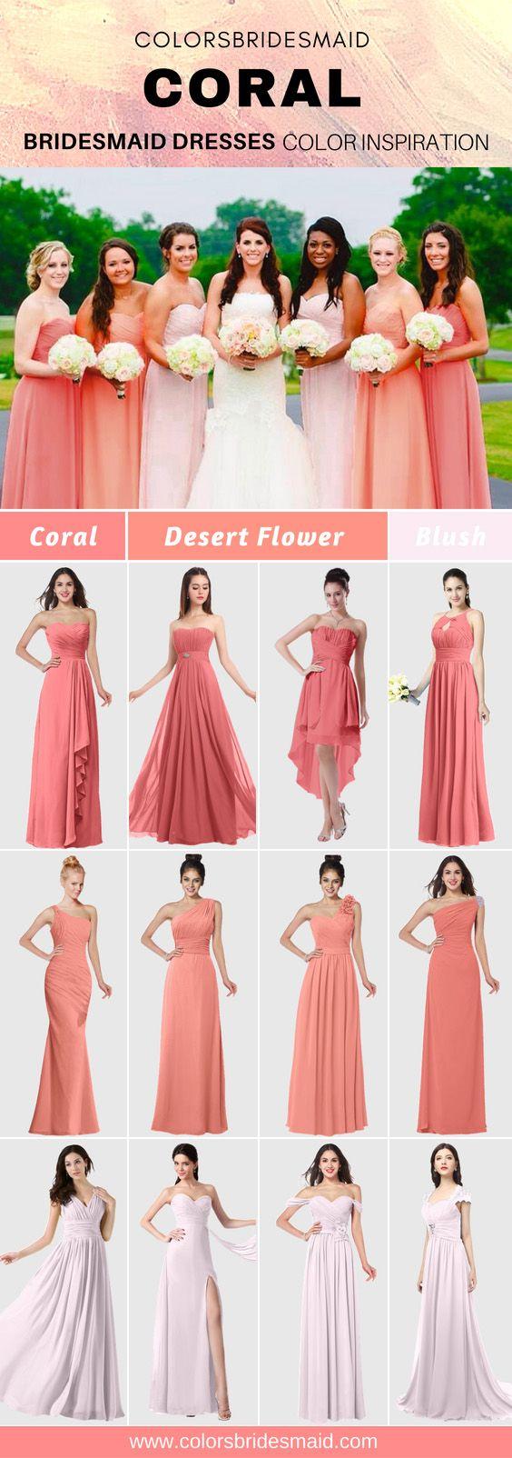 Coral Bridesmaid Dresses Coral Bridesmaid Dresses Wedding Bridesmaids Dresses Coral Wedding Bridesmaid Dresses