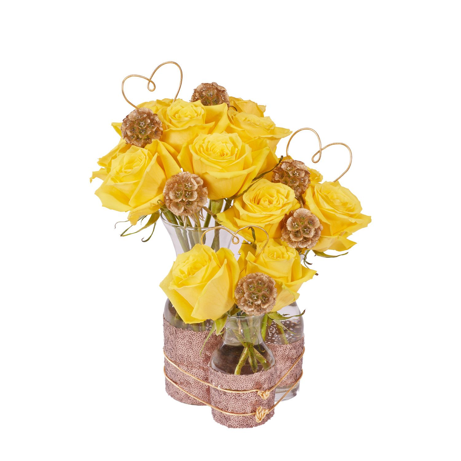 By Adding Accents To A Simple Vase You Can Create
