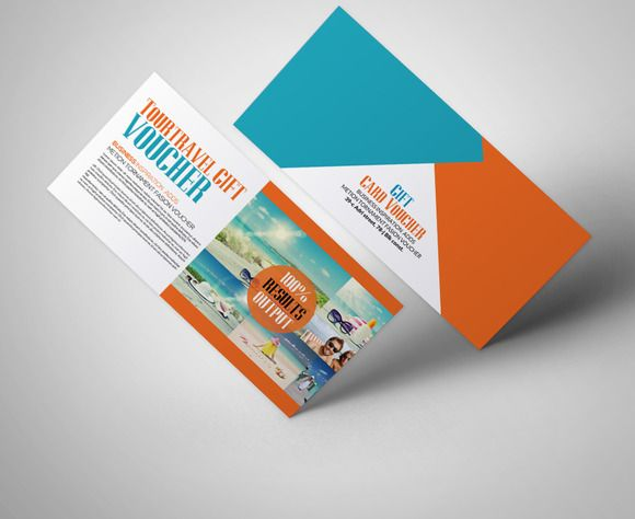 Tour Travel Gift Voucher Template Business Flyers Template And Fonts