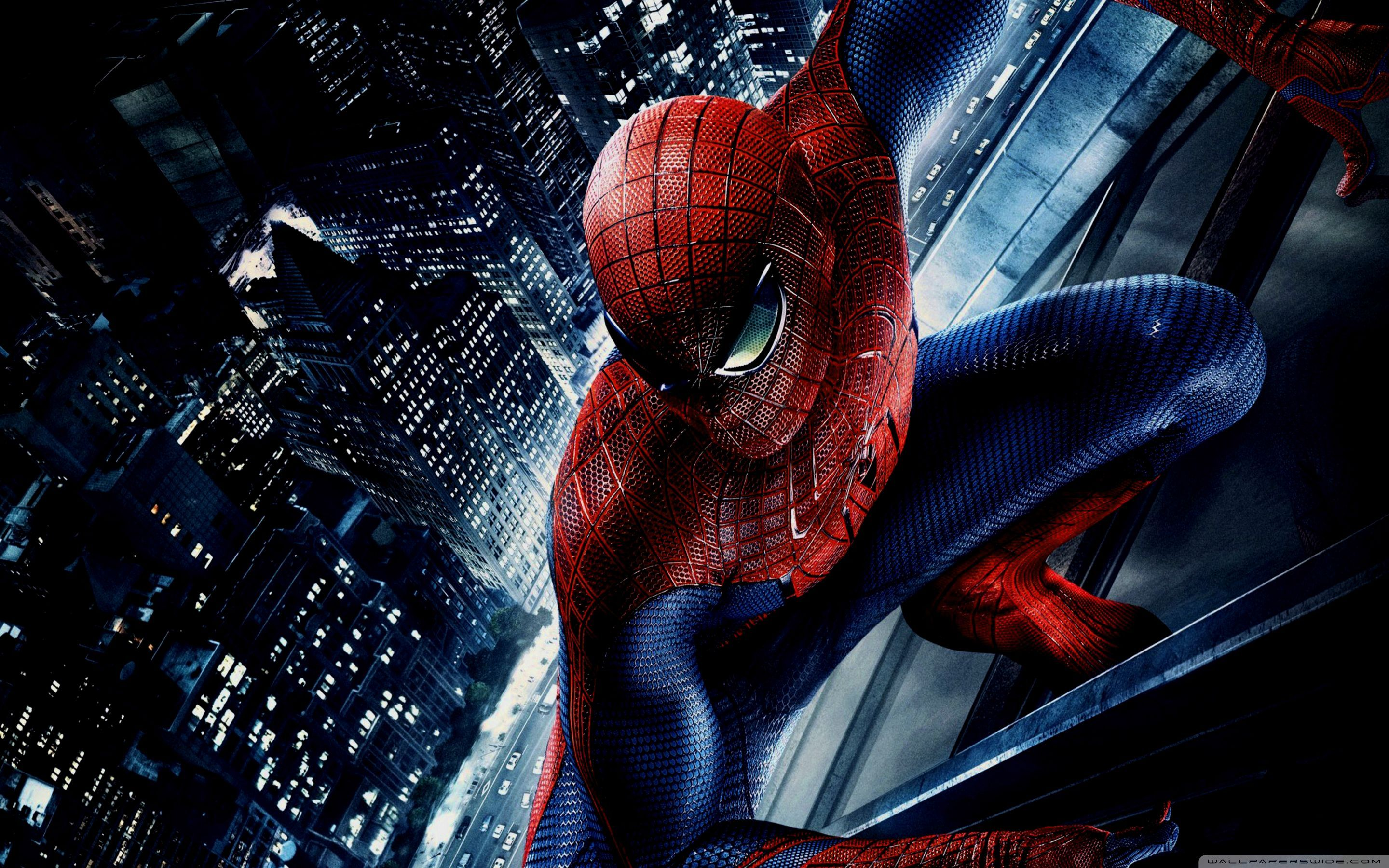 Spiderman Hd Wallpapers Desktop (With images) Spiderman