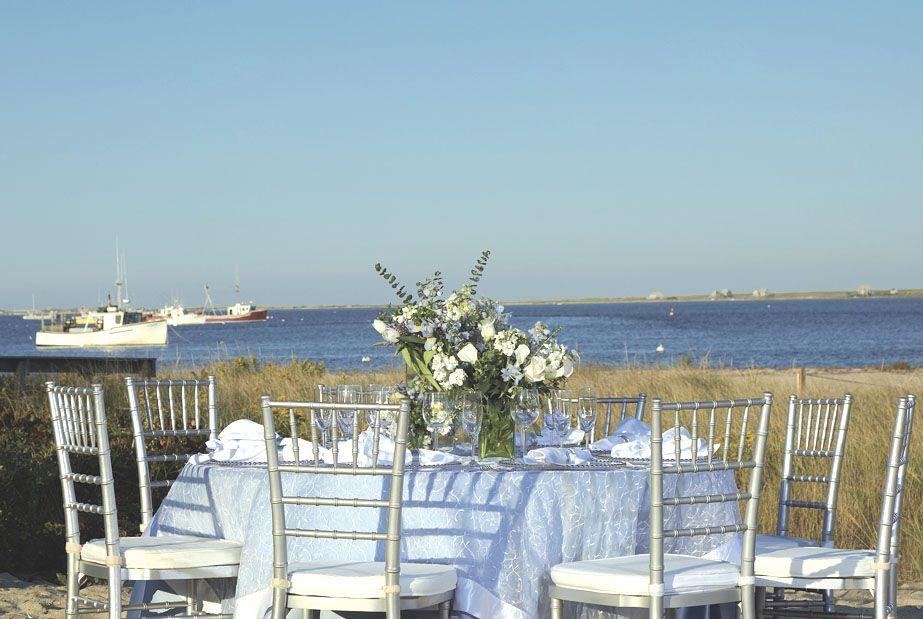Cape Cod Massachusetts... Waterfront wedding, Cape cod