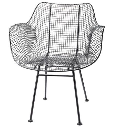 Good Wire Chair   Modern   Outdoor Chairs   By Rejuvenation
